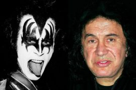 Gene Simmons of Kiss tells depressed people to commit suicide.