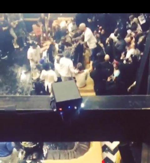 Chris Brown shooting