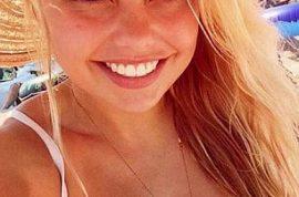 Kelsey Stoneton, Hockey star beauty dies after suffering fatal blood clot