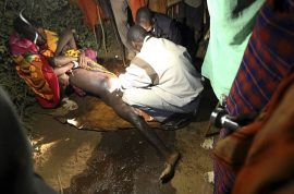Dozen Kenyan men forced to undergo circumcision cause wives complained they were bad lovers