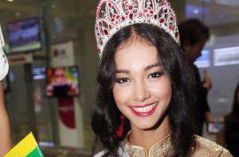 May Myat Noe, Myanmar beauty queen dethroned after refusing breast implant