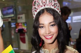 May Myat Noe, Myanmar beauty queen dethroned after refusing breast implant