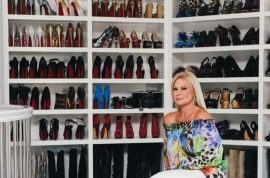 Theresa Roemer flaunts her luxury closet on GMA only to be robbed