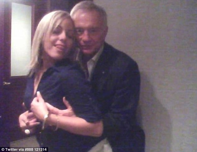 Dallas Cowboys owner Jerry Jones extortion plot