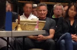 Robin Williams tortured photo at AA meetings prior to suicide surfaces