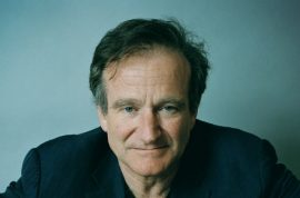 Robin Williams Parkinson's disease. Had just been diagnosed.