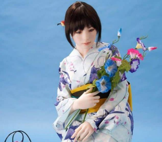 Have You Bought The Japanese Sex Doll, Dutch Wives Yet Comes With Realistic Feeling Skin-4438