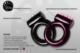 Oh really? Have you tried the SexFit Ring yet? The Penile Pedometer that promises to rate you in bed…