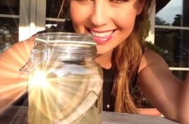 Thalia, Mexican singer proudly shows off her removed ribs which make her look thinner