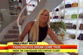Theresa Roemer fake insurance scam? Burglar calls to report fake handbags