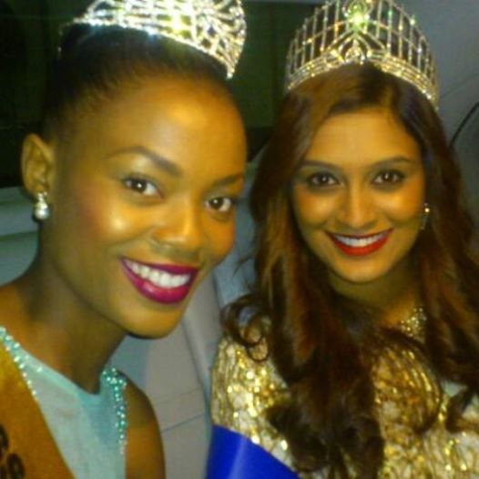 Miss Zimbabwe nude