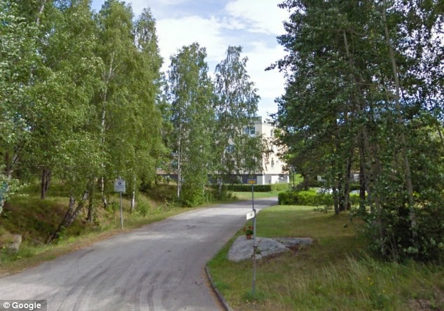 Swedish burglar who defecates in victims's toilet