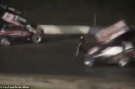 Did NASCAR champion Tony Stewart willfully run over and kill Kevin Ward Jr?
