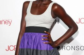 Model Ataui Deng found. But why did she go missing?