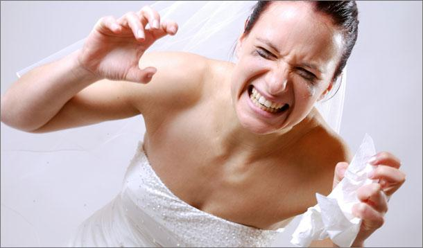 Facebook Bride explains why she's not inviting her friends