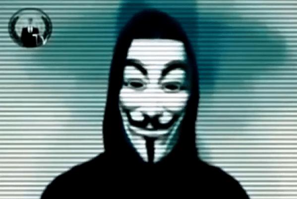 Emma Watson naked hoax: Anonymous