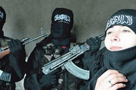 Austrian teenage poster girl Jihadist killed. Will more teens flee to fight?