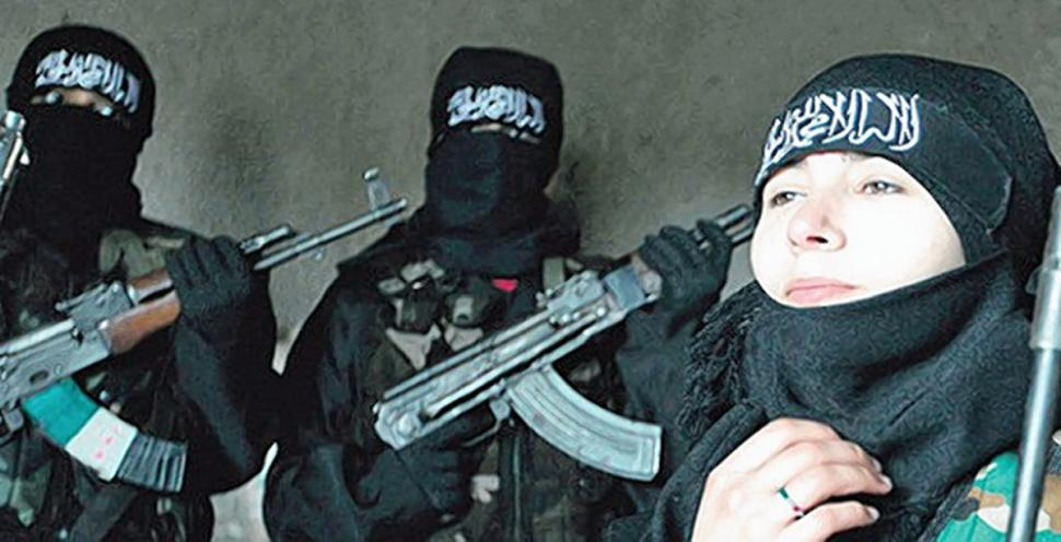 Austrian teenage jihadists pregnant