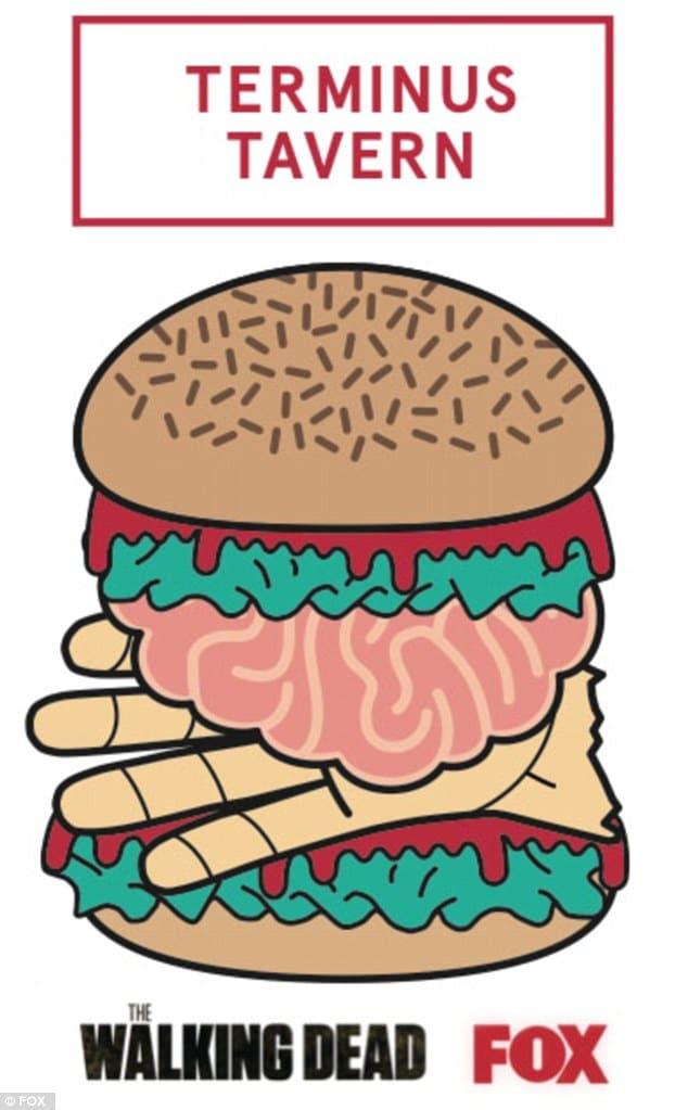human flesh burgers