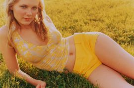 (NSFW) Kirsten Dunst leaked naked pictures. Tweets anger at Apple iCloud