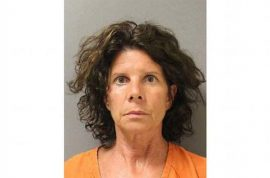 Oh really? Karen Marie Dilworth arrested for masturbating on top of motorcycle