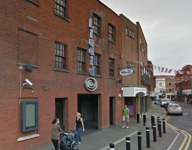 Liquid UK nightclub