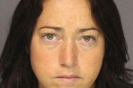 Nicole Dufault, teacher arrested for sexually assaulting three 15 year old students in car.