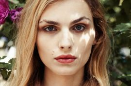 Andreja Pejic kickstarter campaign. Will the fashion industry accept me as a woman?