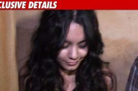 (NSFW) Vanessa Hudgens naked leaked photos via 4Chan. Yet to confirm
