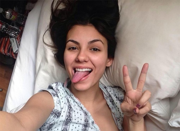 Victoria Justice leaked naked