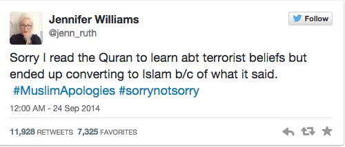 Jennifer Williams ISIS