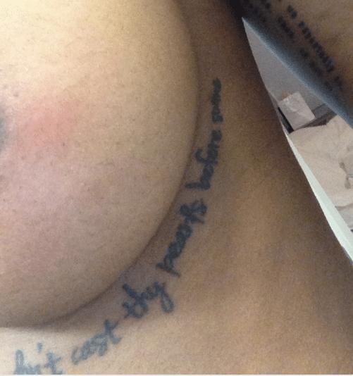 Keke Palmer naked