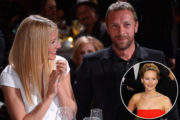 Jennifer Lawrence and Chris Martin break up