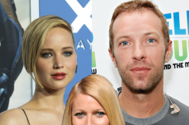 Jennifer Lawrence and Chris Martin break up but were they ever together to begin with?