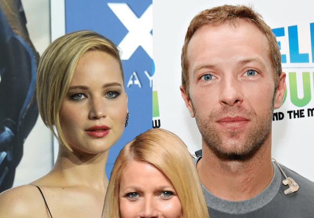 Jennifer Lawrence and Chris Martin break up