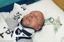 Alan Knight pretends to be in a coma for 2 years to avoid $65K bill