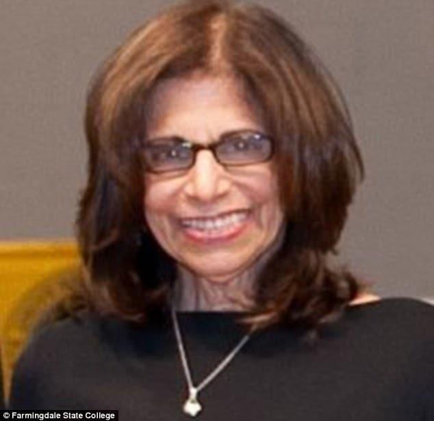 Patricia Ward, College professor beheaded