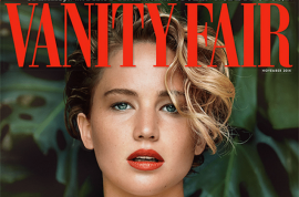 Jennifer Lawrence scandal. Is it a sex crime to look?