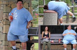 Is Josh Brolin's brother Jess Brolin homeless? Digging through cans?
