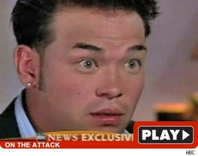 Jon Gosselin abandoned kitten