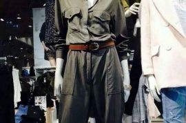 Should H&M apologize for its Kurdish female fighter Khaki jumpsuit?