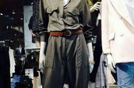 Should H&M apologize for its Kurdish female fighter Khaki jumpsuit?