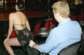 Jeffrey Burnham, married bank executive charged $240K on lap dances on corporate credit card