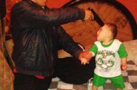 Luis Martin Rocha Perez posts picture of him pointing gun to nephew's head on facebook