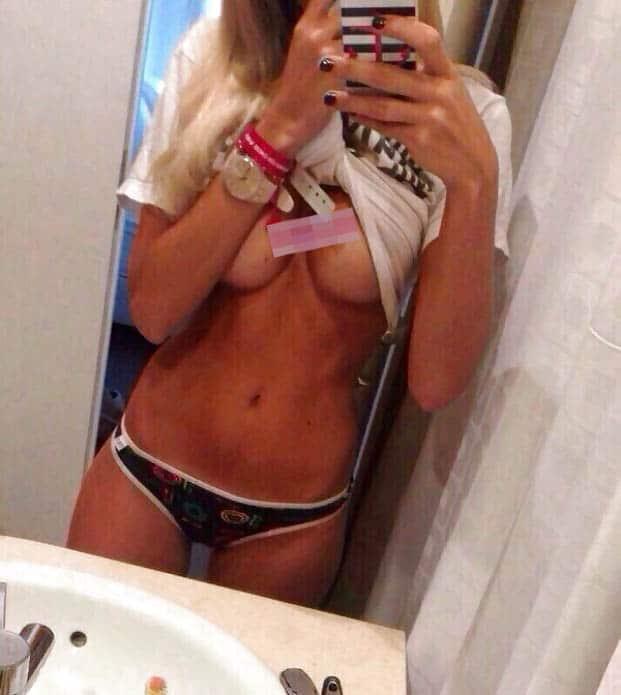 Melina Lezcano naked