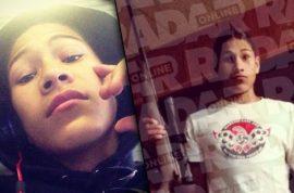 Why did Jaylen Fryberg send gun selfie to girlfriend Shilene George before shooting?