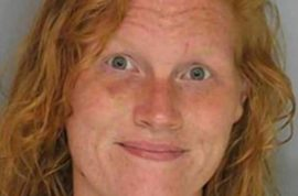 Ashley Gabrielle Huff jailed for one month after cops confused SpaghettiOs for meth.