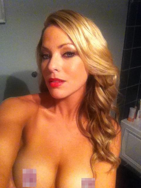 Shannon McAnally naked