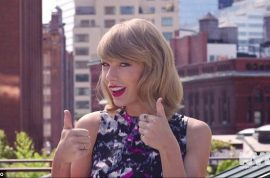 Fake Taylor Swift is the NYC ambassador. What happened to the real NYC?