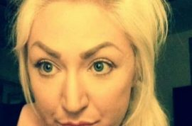How Jennifer Williams became the ISIS pin up girl. Blonde tattooed girl from Texas